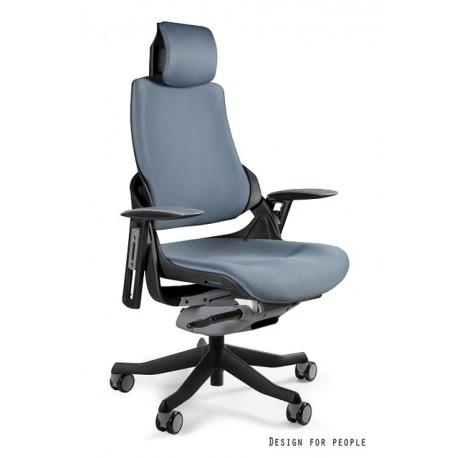 Wau (tkanina) - fotel obrotowy Unique