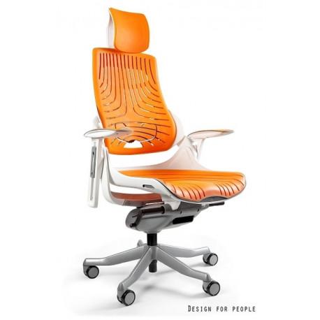 Wau (elastomer) - fotel obrotowy Unique